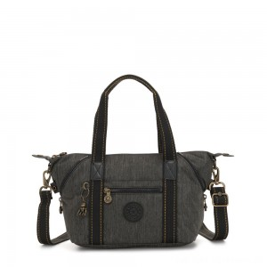 Black Friday 2020 - Kipling ART MINI Handbag Black Indigo