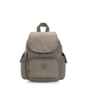 Kipling CITY PACK MINI City Pack Mini Backpack Seagrass