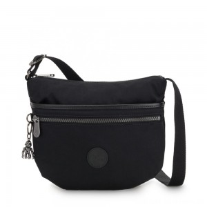 Black Friday 2020 - Kipling ARTO S Cross Body Shoulder Bag Rich Black
