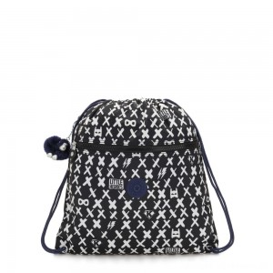 Kipling SUPERTABOO Medium Drawstring Bag Boy Hero