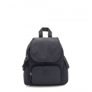 Black Friday 2020 - Kipling CITY PACK MINI City Pack Mini Backpack Night Grey