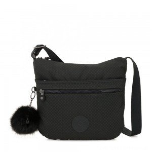 Black Friday 2020 - Kipling ARTO Shoulder Bag Across Body Powder Black