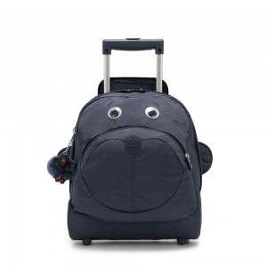 Black Friday 2020 - Kipling BIG WHEELY Wheeled School Bag True Jeans