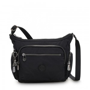Black Friday 2020 - Kipling GABBIE S Crossbody Bag with Phone Compartment Rich Black
