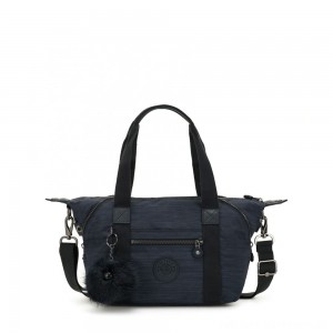 Kipling ART MINI Handbag True Dazz Navy