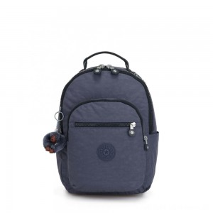 Kipling SEOUL GO S Small Backpack True Jeans