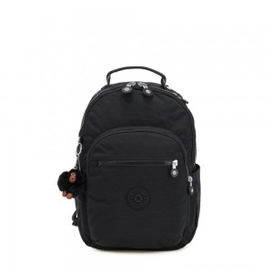 Black Friday 2020 - Kipling SEOUL GO S Small Backpack True Black