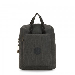 Black Friday 2020 - Kipling KAZUKI Large 2-in-1 Shoulderbag and Backpack Black Indigo