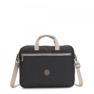 Black Friday 2020 - Kipling KERRIS Small Laptop Bag Casual Grey