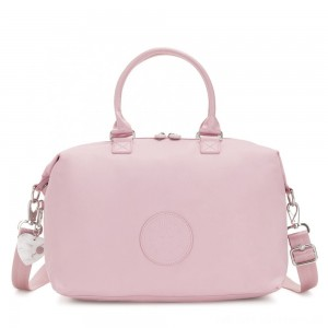 Black Friday 2020 - Kipling TIRAM Medium Shoulderbag with tablet protection Faded Pink