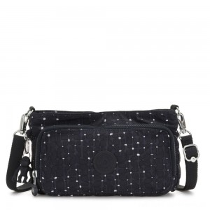 Kipling MYRTE Small 2 in 1 Crossbody and Pouch Tile Print