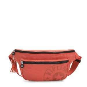 Black Friday 2020 - Kipling YASEMINA XL Large Bumbag Convertible to Crossbody Bag Hearty Orange