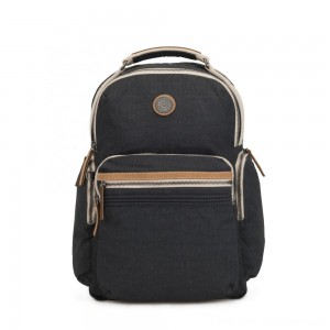 Black Friday 2020 - Kipling OSHO Large backpack with organsiational pockets Casual Grey