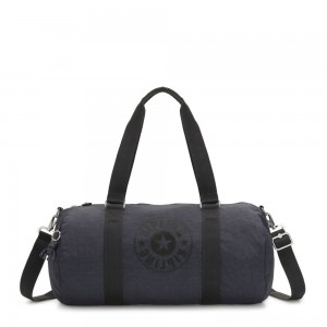 Black Friday 2020 - Kipling ONALO Multifunctional Duffle Bag Night Grey Nc