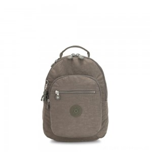 Black Friday 2020 - Kipling SEOUL S Small Backpack with Tablet Compartment Seagrass