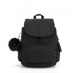 Black Friday 2020 - Kipling CITY PACK S Small Backpack True Dazz Black