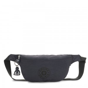 Black Friday 2020 - Kipling FRESH Medium Bumbag Night Grey Nc