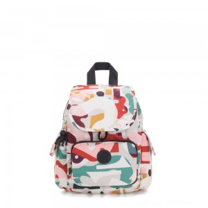 Black Friday 2020 - Kipling CITY PACK MINI City Pack Mini Backpack Music Print