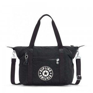 Kipling ART NC Lightweight Tote Bag Lively Black
