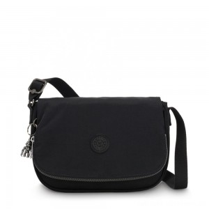 Black Friday 2020 - Kipling EARTHBEAT S Small Cross Body Shoulder Bag Rich Black