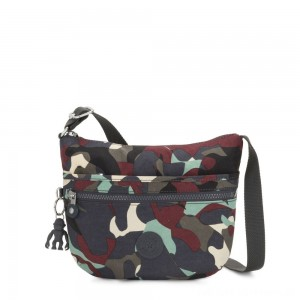 Black Friday 2020 - Kipling ARTO S Small Cross-Body Bag Camo Large