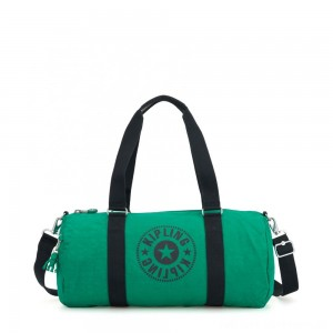 Black Friday 2020 - Kipling ONALO Multifunctional Duffle Bag Lively Green