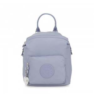 Black Friday 2020 - Kipling NALEB Small Backpack with tablet sleeve Belgian Blue