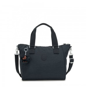 Kipling AMIEL Medium Handbag True Navy