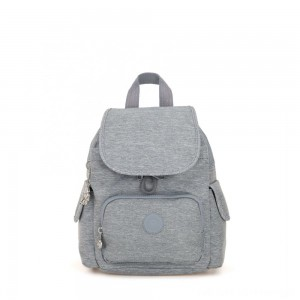 Black Friday 2020 - Kipling CITY PACK MINI City Pack Mini Backpack Cool Denim