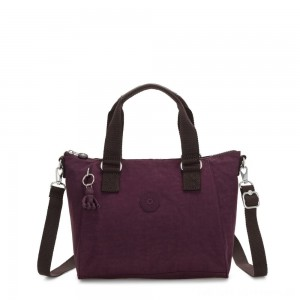 Black Friday 2020 - Kipling AMIEL Medium Handbag Dark Plum