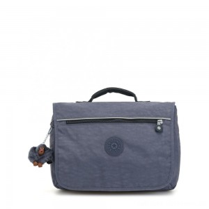 Kipling NEW SCHOOL Medium Schoolbag True Jeans