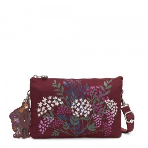 Kipling RIRI Small crossbody bag convertible to pouch Wind Of Nature R
