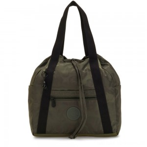 Black Friday 2020 - Kipling ART BACKPACK S Small Backpack (drawstring) Satin Camo