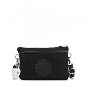 Black Friday 2020 - Kipling RIRI Small Cross-Body Bag Meteorite