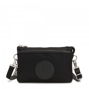Kipling RIRI Small Cross-Body Bag Galaxy Black