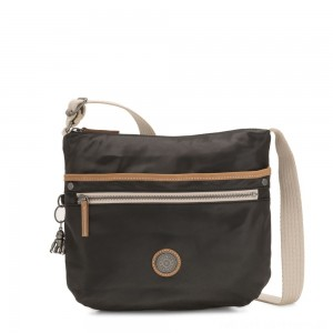 Black Friday 2020 - Kipling ARTO Shoulder Bag Across Body Delicate Black