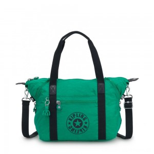 Black Friday 2020 - Kipling ART NC Lightweight Tote Bag Lively Green