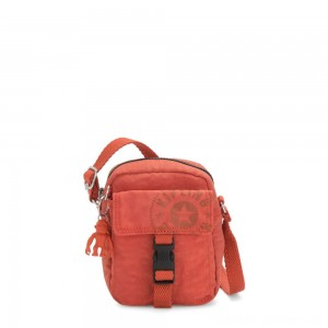 Black Friday 2020 - Kipling TEDDY Small Crossbody Bag Hearty Orange