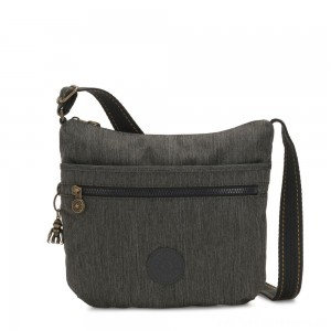 Kipling ARTO Shoulder Bag Across Body Black Indigo