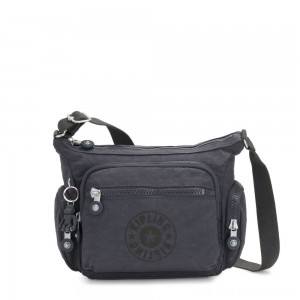 Black Friday 2020 - Kipling GABBIE S Crossbody Bag with Phone Compartment Night Grey Nc