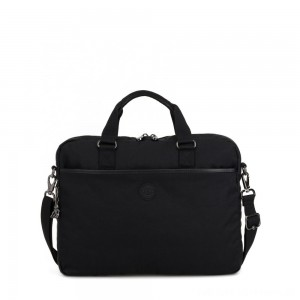 Kipling KAITLYN Computer Bag Rich Black