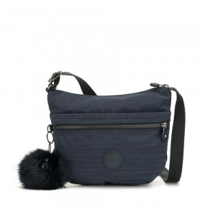Kipling ARTO S Small Cross-Body Bag True Dazz Navy