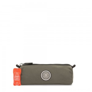 Kipling FREEDOM Medium zipped pencase Cool Moss