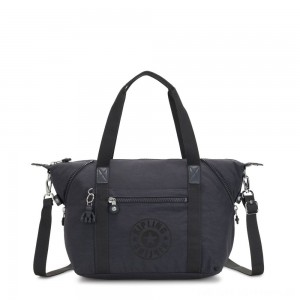 Kipling ART NC Lightweight Tote Bag Night Grey Nc