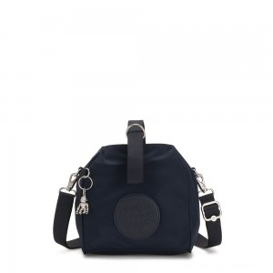 Black Friday 2020 - Kipling IMMIN Small Shoulder Bag True Blue Twill