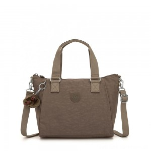 Black Friday 2020 - Kipling AMIEL Medium Handbag True Beige