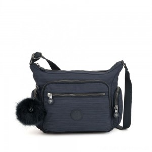Black Friday 2020 - Kipling GABBIE S Crossbody Bag with Phone Compartment True Dazz Navy