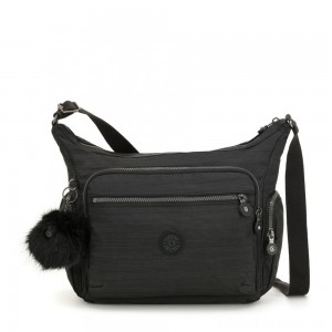 Black Friday 2020 - Kipling GABBIE Medium Shoulder Bag True Dazz Black