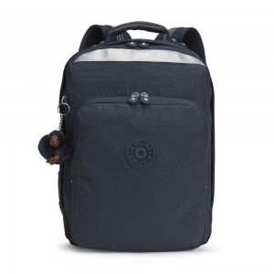 Black Friday 2020 - Kipling COLLEGE UP Large Backpack With Laptop Protection True Navy