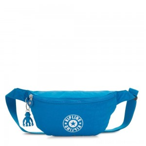 Black Friday 2020 - Kipling FRESH Medium Bumbag Methyl Blue Nc